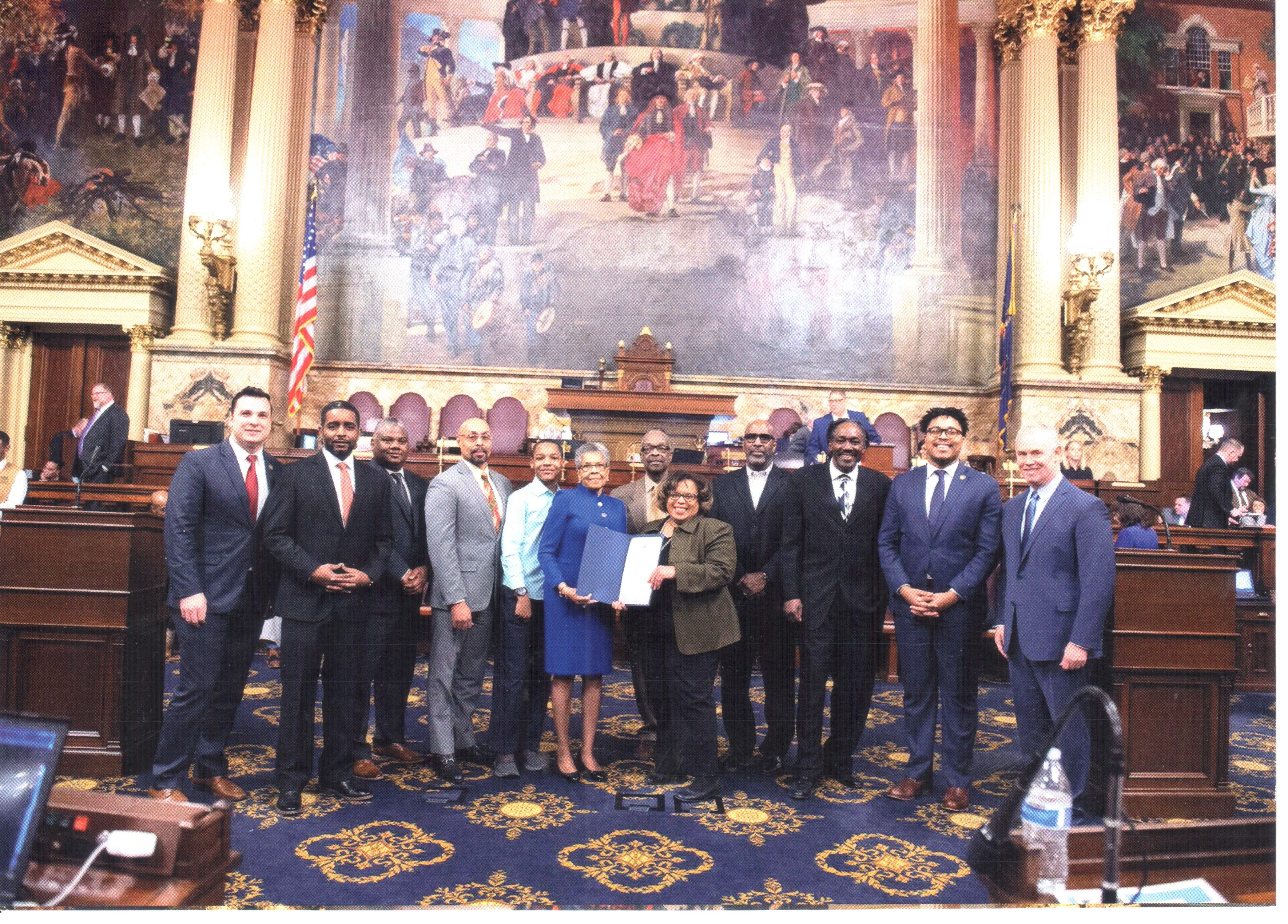 OICA Supports Fighting Chance Act at PA State Capital