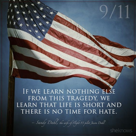 OICA Remembers 911  – Patriot Day